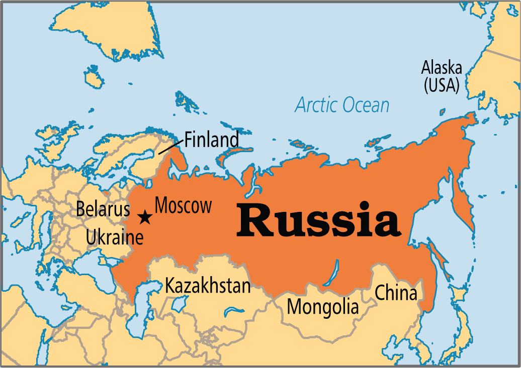Missionary to Russia